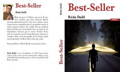 Best-seller : « L'histoire d'un écrivain à la dérive »