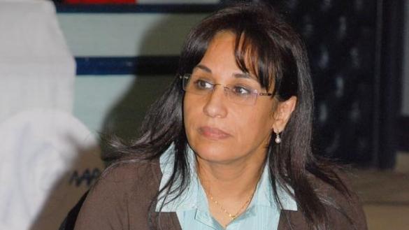 Amina Bouayach, présidente du CNDH / DR.