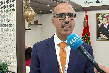 M. Abdessamad Kessal  élu nouveau président de l'Organisation des Régions Unies