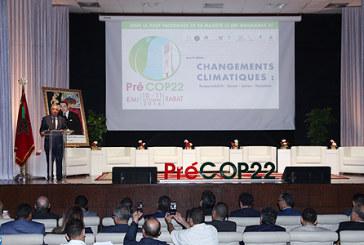La Pré-COP de la région Rabat-Salé-Kenitra s'engage à intégrer la gestion des impacts négatifs des changements climatiques dans le programme de développement régional