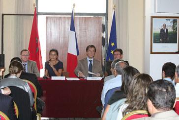 """M. Arnaud de Sury : Le Maroc est """"un partenaire clé de la France"""""""