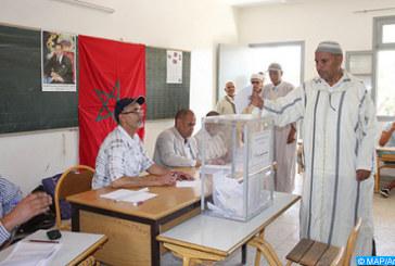 Législatives 2016 : ouverture des bureaux de vote
