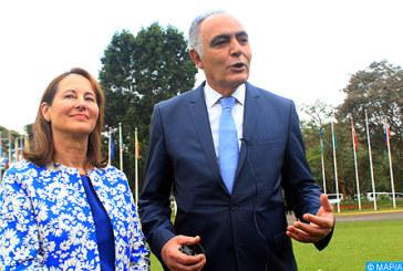 Ouverture à Marrakech de la rencontre ministérielle Pré-COP 22