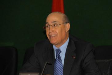 M. Bencheikh expose les grandes lignes du plan de développement de la formation professionnelle (2015-2021)