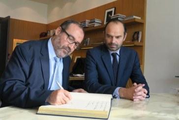 Signature d'un protocole d'amitié entre les villes du Havre et de Tanger