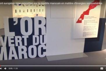 Parlement européen : Une exposition sur le modèle marocain en matière d'énergies renouvelables