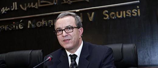 Entretiens de M. Auajjar à Rome sur les moyens de revigorer la coopération judiciaire