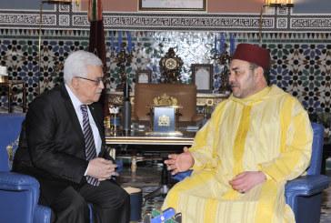 SM le Roi : L'élimination des causes de l'instabilité dans la région passe par l'établissement d'un Etat palestinien