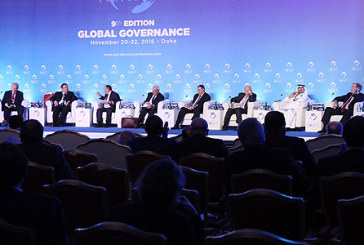 Ouverture de la 9ème édition du Forum des politiques mondiales