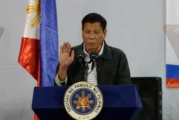Le président philippin se dit prêt à se retirer de la CPI