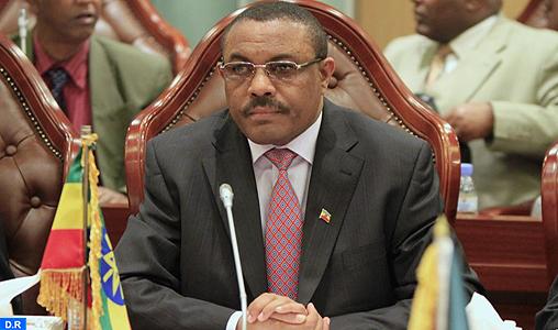 La Vision de Sa Majesté le Roi et Son leadership en Afrique salués par le dirigeant éthiopien