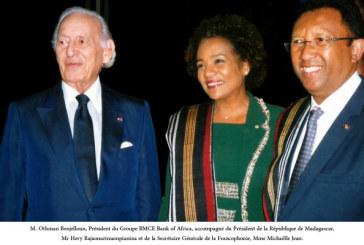 La filiale BMCE Bank of Africa au cœur du sommet de La Francophonie à Madagascar