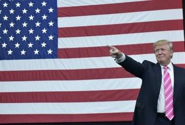 Donald J. Trump, élu 45è Président des Etats Unis