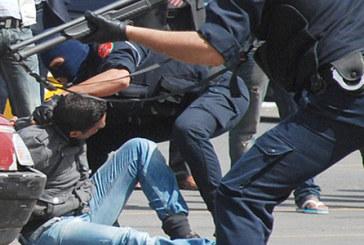 Salé: Un policier contraint de tirer une balle de sommation de son arme de service pour arrêter un repris de justice