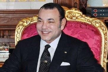 SM le Roi félicite le nouvel Administrateur du PNUD
