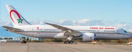 Royal Air Maroc programme de nouveaux vols spéciaux pour les supporters des Lions de l'Atlas