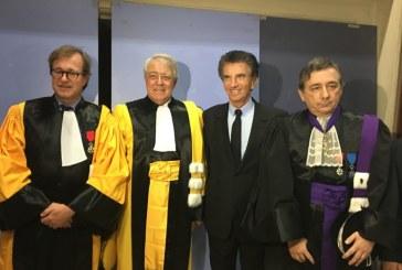 M. Abdeljalil Lahjomri fait Docteur Honoris Causa du Conservatoire national des arts et métiers à Paris