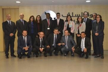 """Wafasalaf reçoit le trophée """"Entreprise financière de l'année"""" en Afrique du Nord aux The European's Global Business Awards 2016"""
