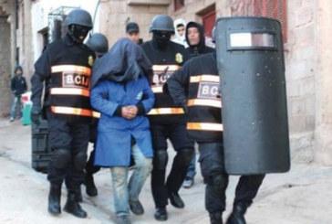 Terrorisme : Démantèlement d'une cellule terroriste s'activant à Salé