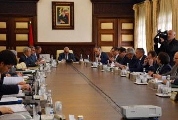 Le Conseil de gouvernement approuve deux décrets relatifs à l'affectation des crédits nécessaires à la marche des services publics et au recouvrement de certaines ressources au titre de l'exercice budgétaire 2017