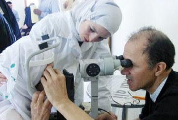 Midelt: Campagne médicale du ministère de la Santé au profit des nomades