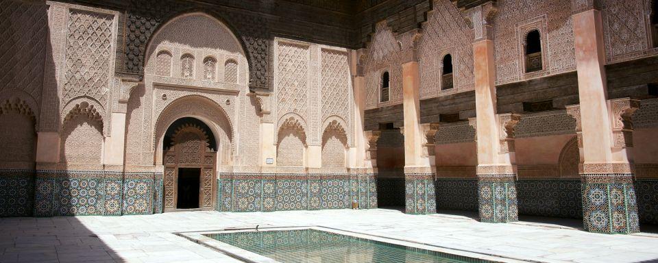 """""""La medersa Ben Youssef"""", un joyau architectural d'une rare beauté au niveau national"""