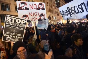 USA: imposante marche anti-Trump des femmes à Washington