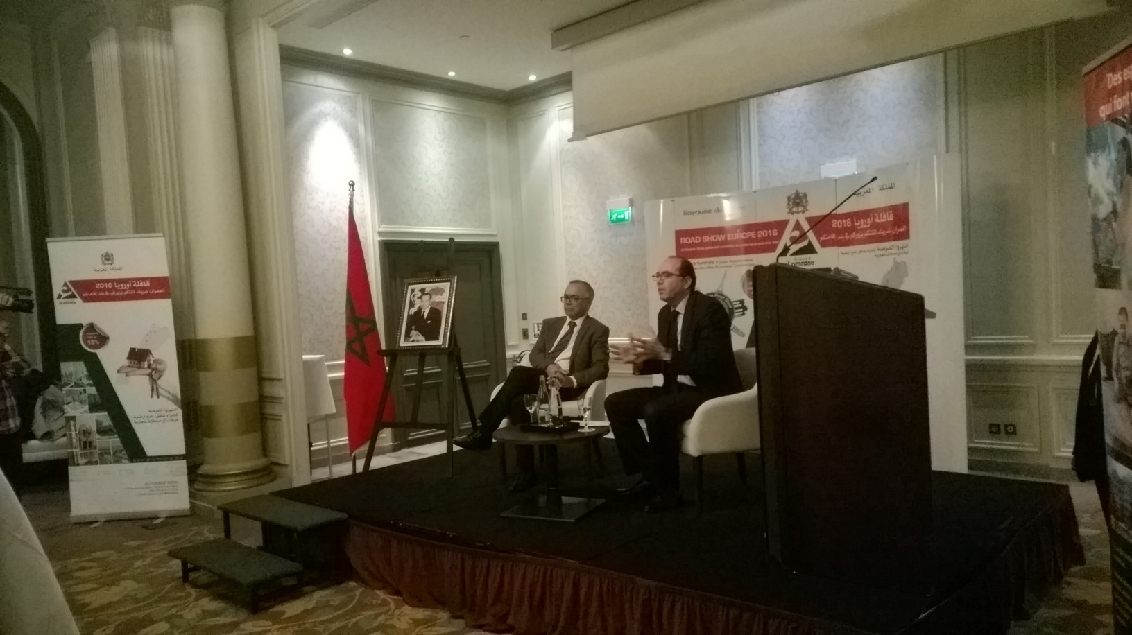 Le groupe Al Omrane part à la rencontre des Marocains du monde