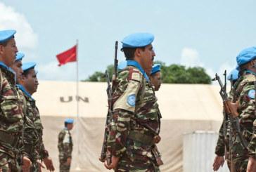 Paris condamne l'attaque ayant coûté la vie à deux soldats marocains en Centrafrique