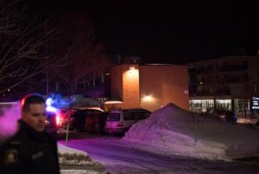 Six morts, 8 blessés dans la fusillade dans une mosquée de Québec