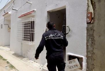 """Une """"cellule terroriste"""" démantelée en Tunisie"""