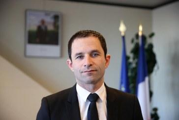 Benoît Hamon large vainqueur de la primaire socialiste pour la présidentielle