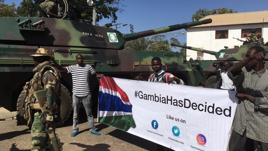 Au moins 8.000 réfugiés de retour en Gambie depuis le départ de l'ex-président Jammeh