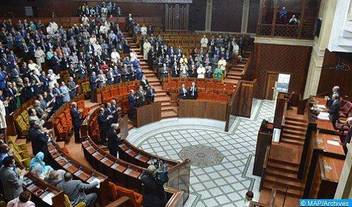 Election mardi des groupes et groupements parlementaires du