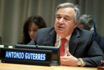 Le SG de l'ONU appelle à aider le Kenya à faire face à la sécheresse