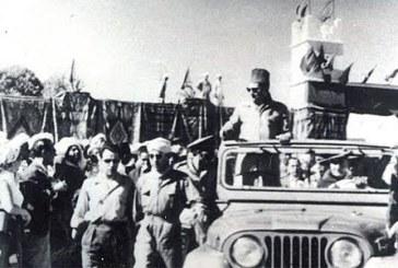 La visite de feu SM Mohammed V à M'Hamid El Ghizlane, illustration de l'attachement des populations des provinces du sud à leur Roi