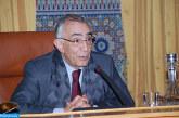 M. Azziman reçu en audience à Dakar par le Président sénégalais