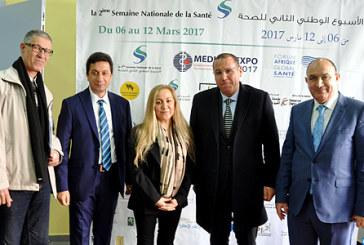 Ouverture à Casablanca de la 2è Semaine nationale de la santé