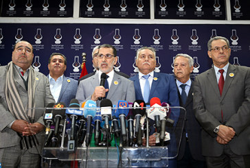 Vidéo- La majorité gouvernementale comprendra le PJD, le RNI, l'UC, le MP, l'USFP et le PPS