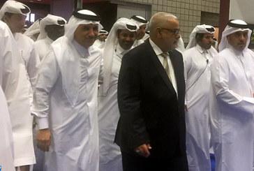 M. Benkirane assiste à Doha à la cérémonie d'ouverture du QITCOM-2017