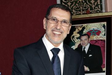 M. El Othmani tient des rencontres avec les centrales syndicales les plus représentatives