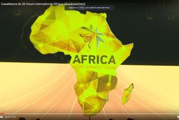Ouverture du 5è forum international Afrique développement