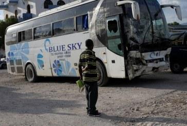Un bus percute une foule dans le nord d'Haïti, 38 morts