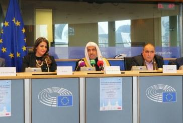 Le dialogue de religions prend place au parlement européen à travers une Marocaine