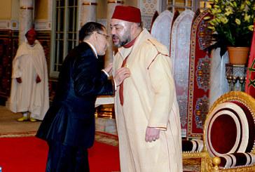 Vidéo – SM le Roi reçoit M. Saad Eddine El Othmani et le charge de former le nouveau gouvernement