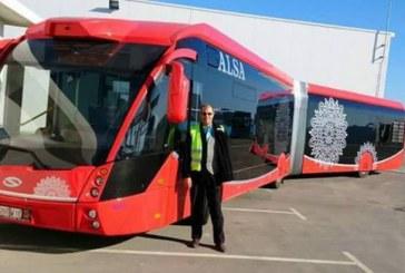 Marrakech- trolleybus : L'attente a tant duré