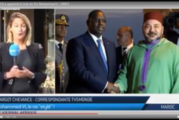 Mohammed VI et ses tenues dans l'air du temps sur TV5