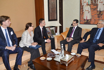 Le renforcement de la coopération entre Rabat et Budapest au centre d'entretiens de M. El Othmani avec le ministre hongrois des AE