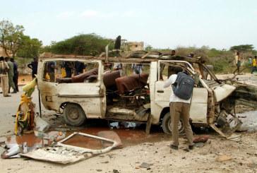 Mogadiscio: un kamikaze se fait exploser dans un camp militaire