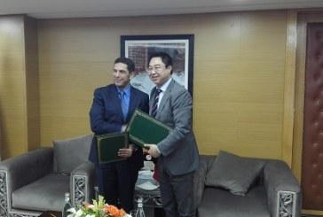 HUAWEI et l'Université Mohammed V signent un mémorandum d'entente